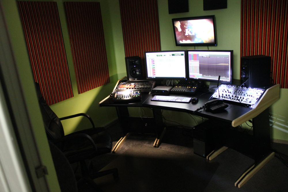 NRG Productions studio gallery