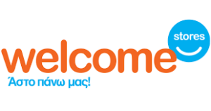 welcome stores τηλεοπτικο σποτ