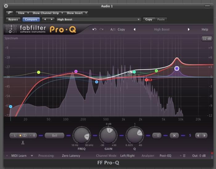 eq plugin nrg productions